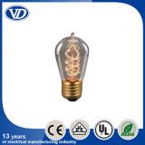 型カーボンフィラメントの電球St45