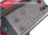 Impresora oblicua de la pantalla de la camiseta de la impresora de la pantalla plana del brazo Tmp-6090