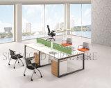 Neuer moderner Büro-Kombinations-Arbeitsplatz mit Datei-Schrank (SZ-WSL331)
