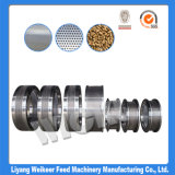 Alimentos para animales Pellet Machine Ring Dies