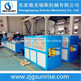 Linha de produção do perfil do PVC de WPC