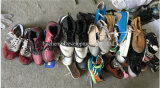 A fábrica fornece diretamente um preço mais barato & sapatas grandes da segunda mão do tamanho