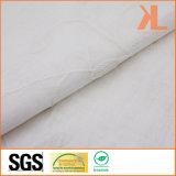 I fogli bianchi di Ivf del poliestere hanno impresso la tenda a prova di fuoco inerentemente ignifuga larga di larghezza
