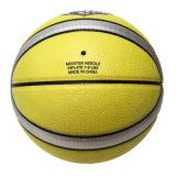 12 modèle neuf de la taille 7 matériels colorés de basket-ball d'unité centrale de panneaux