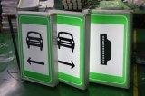 Segno Emergency collegato di parcheggio del traforo di corrente alternata di alta luminosità LED