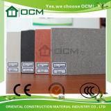 Tarjeta de apartadero coloreada del cemento de la fibra