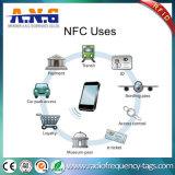 Rundes 30mm Byte 540 des NFC Aufkleber-NXP Ntag 215