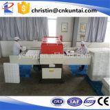 Double presse latérale automatique de découpage de paquet de boursouflure