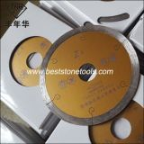 Het natte Blad van de Zaag van de Diamant Cirkel Scherpe voor de Ceramiektegel van het Porselein