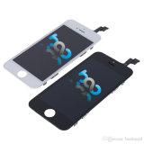 Affichage à cristaux liquides de téléphone d'écran tactile pour l'écran plat d'étalage de l'iPhone 5s