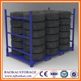 Lager Storage System Light Truck und Passenger Car Tire Rack