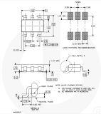 Integrierte Schaltung Grün-Modus PWM des Controllers IS Sg6859atz