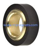Componente magnético moldeado inyección por el moldeado de la pieza inserta