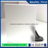 Плексиглас листа высокого качества PMMA Buliding материальный бросил акриловый лист