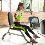 女性のスポーツのブラのヨガのズボンの体操は運動衣服を身に着けている