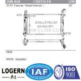 Radiatore delle parti di motore per il caravan della Chrysler/grande Caravan'93-95 a Dpi: 1388