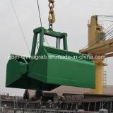 elettro gru a benna idraulica della copertura superiore 6-12m3 per la gru del fante di marina da 25 tonnellate