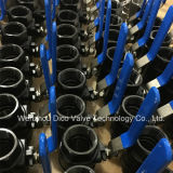 1000wog de Kogelklep van het Koolstofstaal 2PC Met Ce- Certificaat