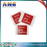 ISO15693 etiquetas del Hf RFID con Icode de alta frecuencia EPC