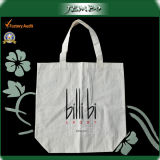높은 Quality Promotion 6oz Canvas Cotton Shopping Bag