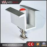 Parking en aluminium solaire photovoltaïque adapté aux besoins du client (GD79)