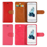 iPhone 6s Plus를 위한 Cover 가죽 Credit Card ID Holders