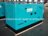 Conjunto de generador diesel insonoro de 50kw Weichai con Stamford