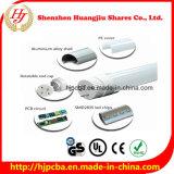 Câmara de ar do diodo emissor de luz da boa qualidade 600mm 1200mm 1500mm 2400mm 18W 25W 30W 36W T8