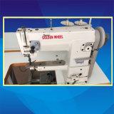 Máquina de costura usada Cilindro-Base dourada da alimentação composta da agulha da roda da única (CS-8703)