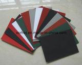 赤い電気絶縁体のファイバー・ボードの加硫させたファイバーシートは、加硫させたファイバーシートの工場を黒くする