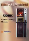 تجاريّة [هوت شكلت] قهوة [فندينغ مشن] ([ف306-هإكس])