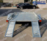 Stock (SWT-CT166)에 있는 가득 차있는 Function Tractor Tipper Trailer