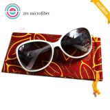 Poche polychrome faite sur commande de traction de double de Sunglass Microfiber d'impression
