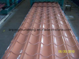Weave Shape Steel Sheet для Roofing Using