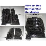 Condensatore side-by-side dell'aletta di girata del frigorifero