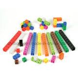 De Aaneenschakeling van Mathmatic kubeert OnderwijsStuk speelgoed (cb-ed002-y)