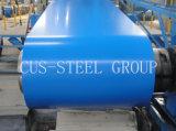 Aço revestido galvanizado pintado Coil/PPGI da cor de aço da bobina
