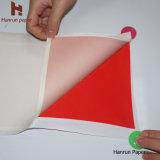 Roulis sec rapide de papier de sublimation, 44 '' 100GSM complètement collants, papier de transfert visqueux lourd de sublimation pour des vêtements de sport