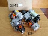 小松のエンジン部分(PC300-7)のための発電機