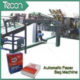Bolsas de papel automáticas del cemento del certificado del CE que hacen la máquina