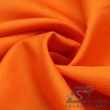 Água & do Sportswear tela 100% listrada tecida do Pongee do poliéster do jacquard para baixo revestimento ao ar livre Vento-Resistente (E075H)