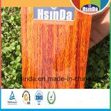 Transferencia de Calor económica Efecto de madera de la capa del polvo