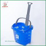 プラスチック圧延のバスケット、高品質の圧延のバスケット(JT-G01)