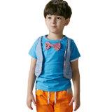 Little Boy를 위한 2016 여름 Fake Two Piece Cotton T-Shirt