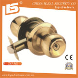 Cerradura de puerta cilíndrica redonda de la perilla de la alta seguridad (CK6301)