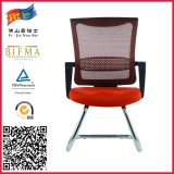 Tempo longo Sitting Staff MID Back Mesh Office Chair com Stable Aluminum Alloy Base