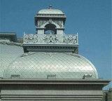 Panneau de revêtement de la couture Roofing%Wall de Plat-Verrou/personnalisé