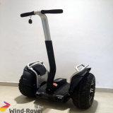 Scooter électrique de mobilité d'équilibre sec de roue du pouvoir étendu 4000W deux