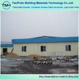 Große Überspannung StahlStructrure für Lager von China