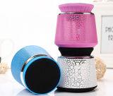 Selling caldo con il LED Light Wireless Stereo Bluetooth Speaker Portable Audio Player Sound Box con il BT V2.1 3W Speaker